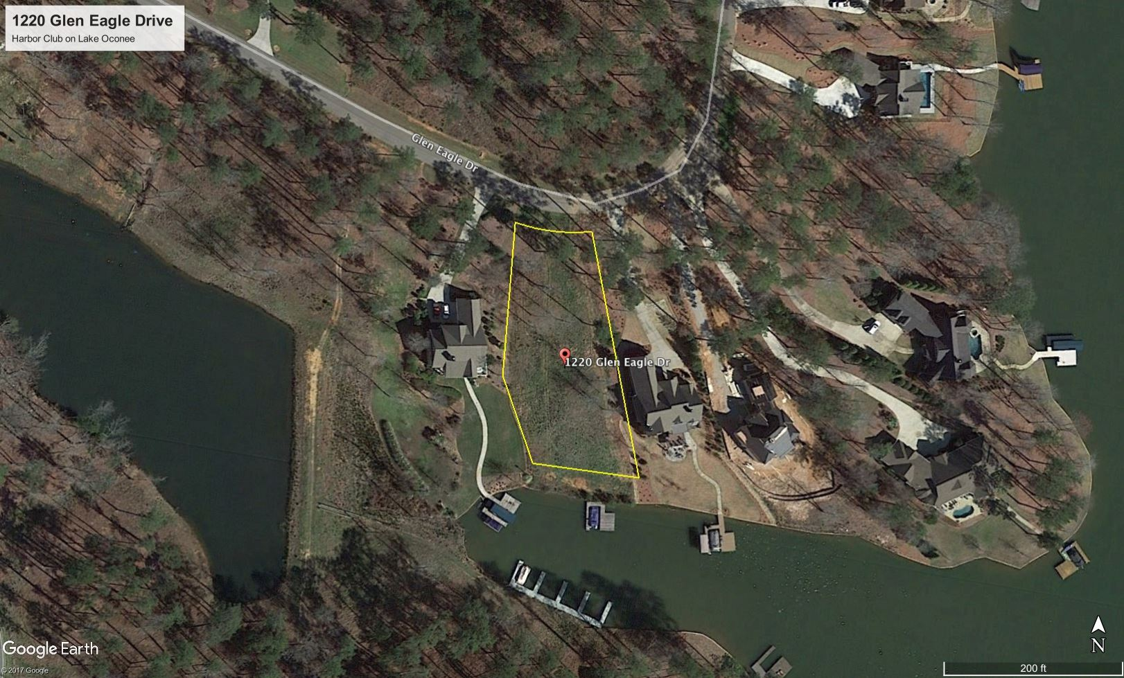1220 GLEN EAGLE DRIVE AS, one of homes for sale in Lake Oconee Harbor Club