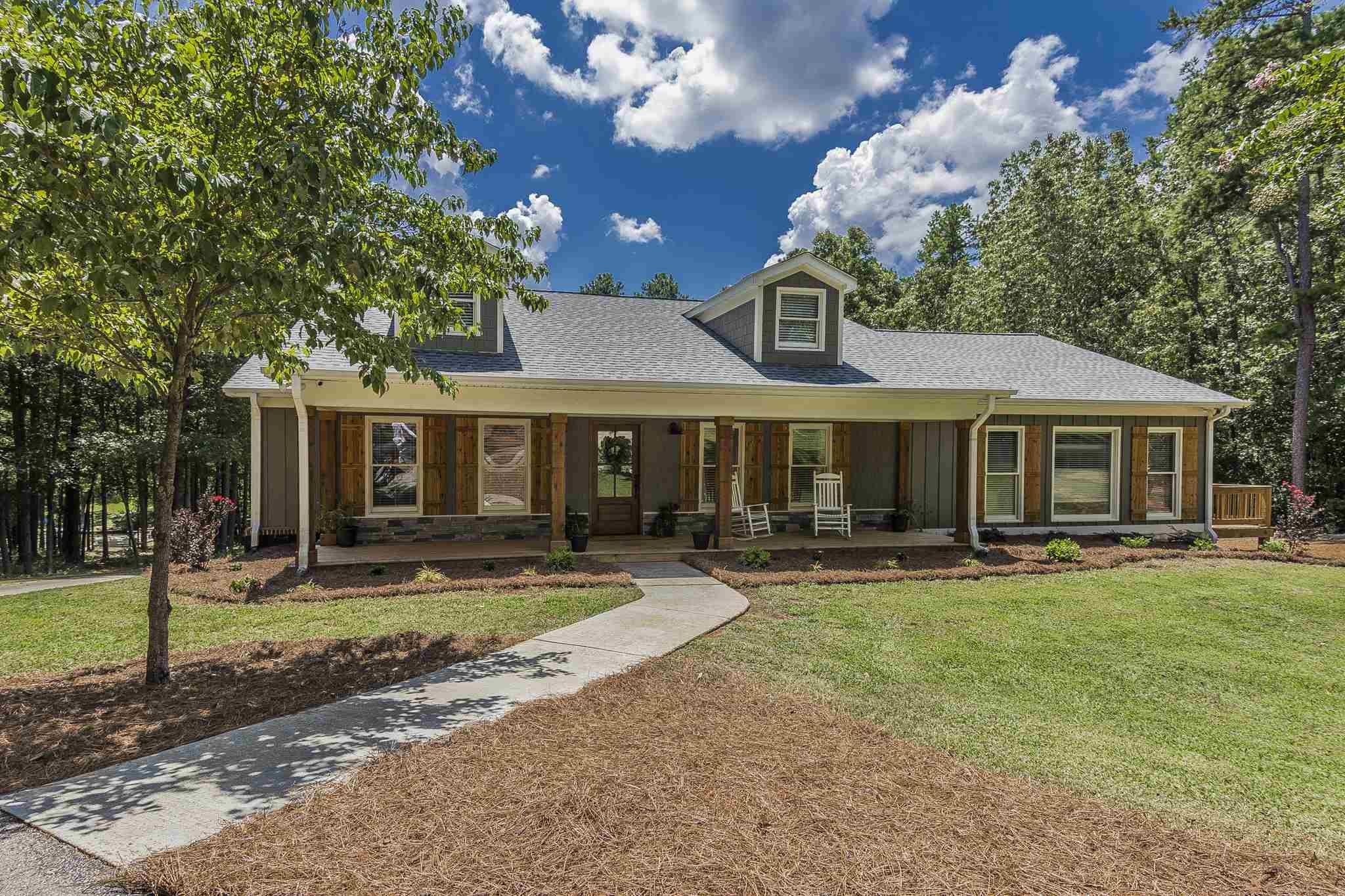 118 NORRIS LANE, Lake Oconee in Putnam County, GA 31024 Home for Sale