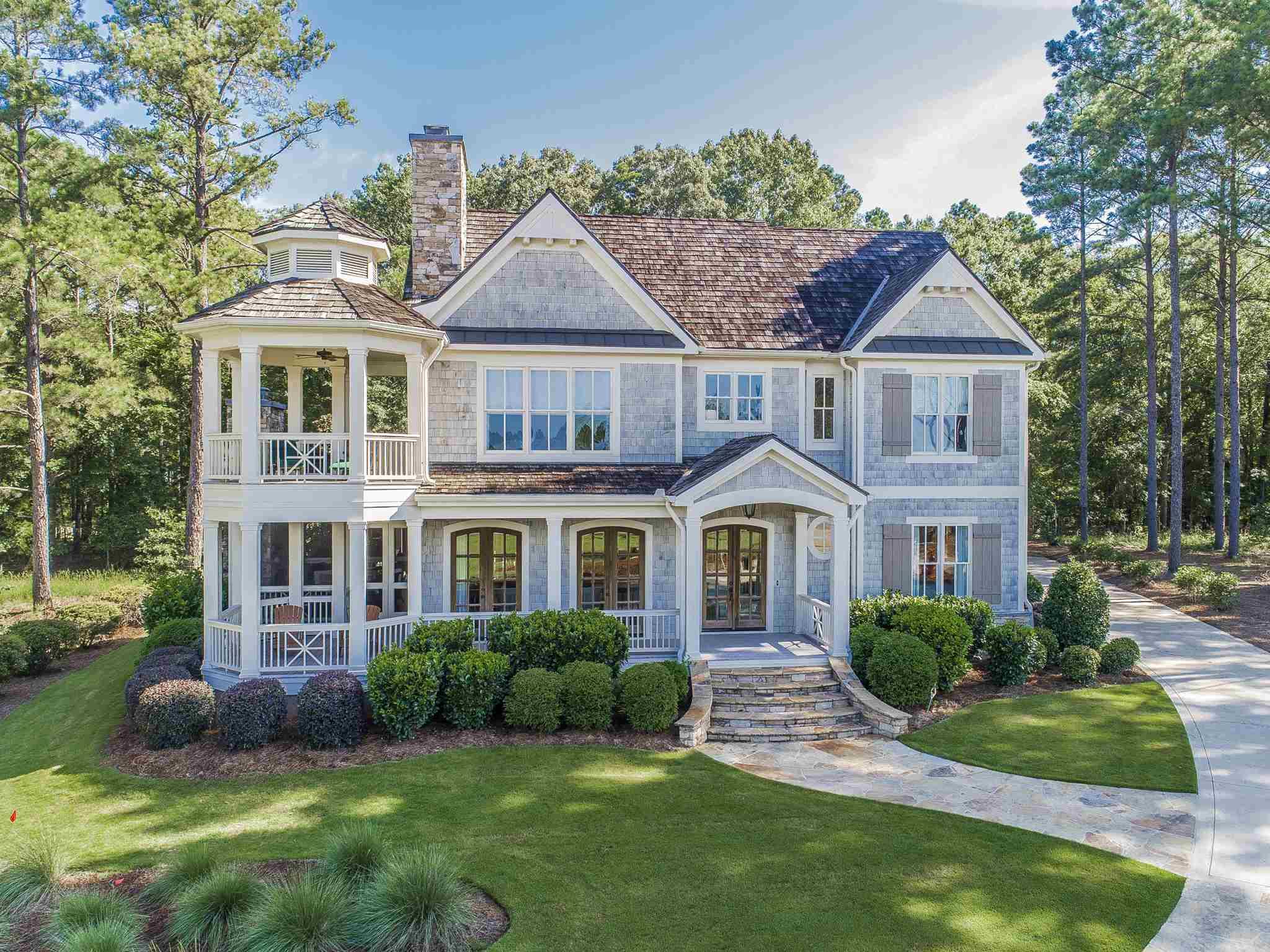 109 HAWKS RIDGE, Lake Oconee in Putnam County, GA 31024 Home for Sale