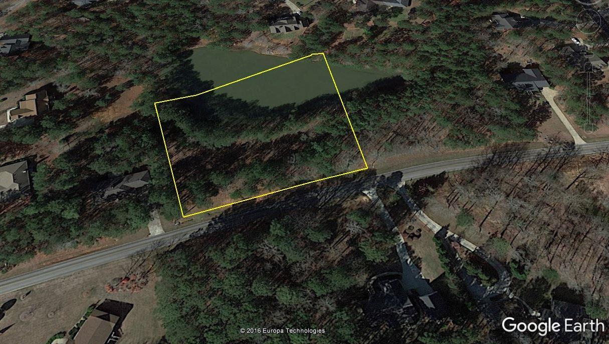Lot 16 ELLMAN DRIVE AS, Lake Oconee in Putnam County, GA 31024 Home for Sale