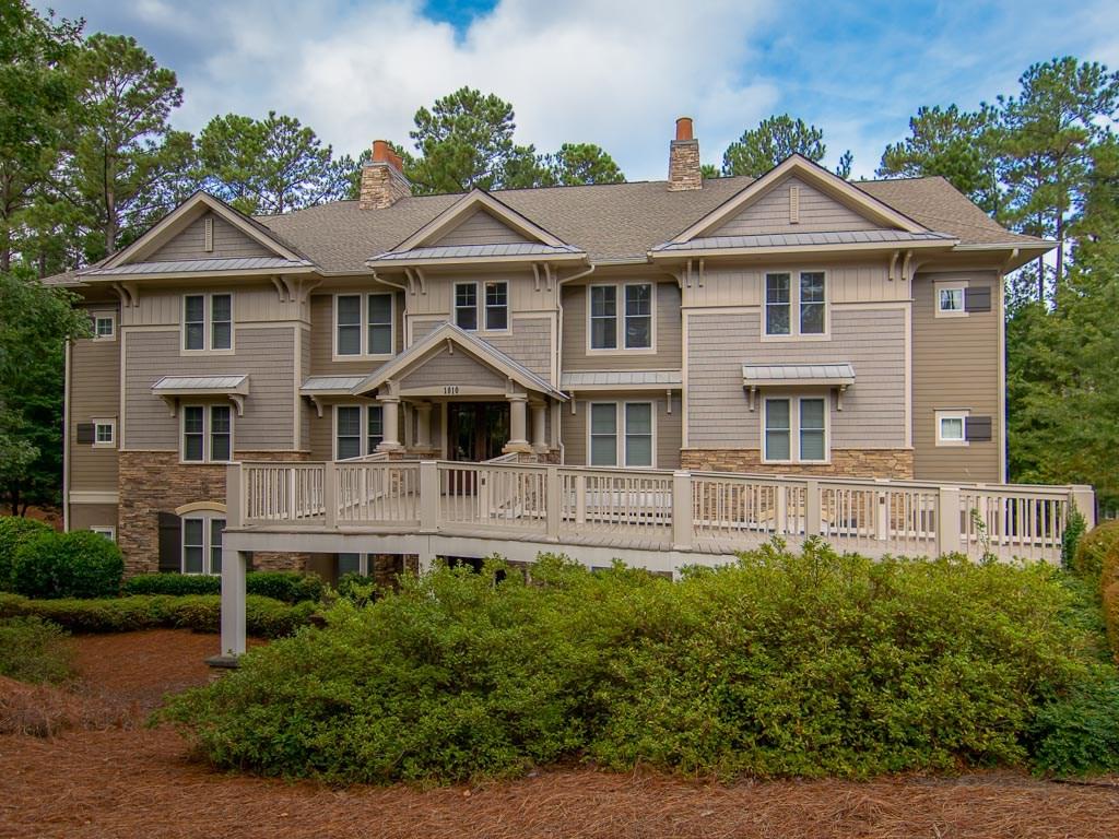 1010B PORTAGE TRAIL, Lake Oconee in Greene County, GA 30642 Home for Sale