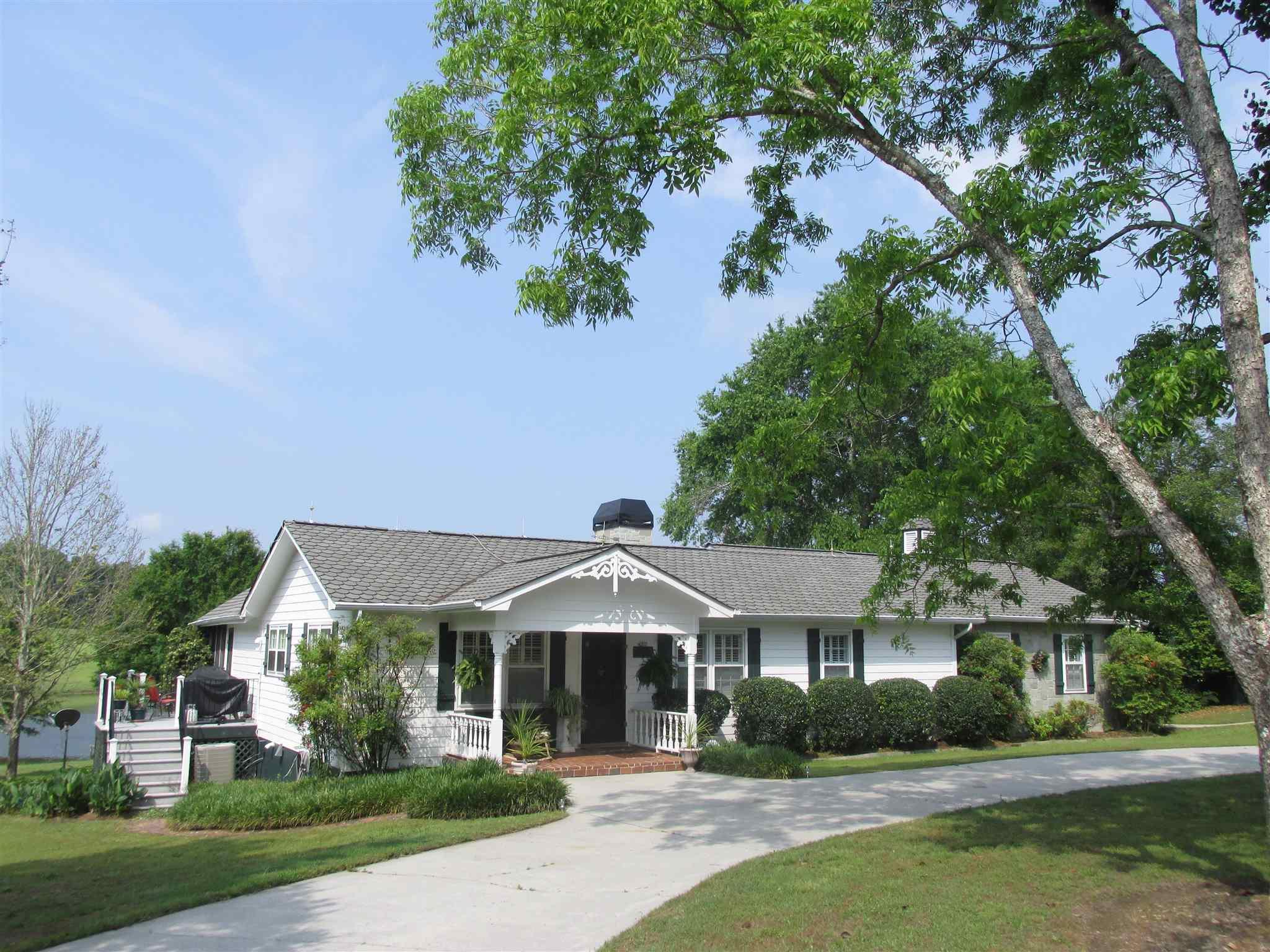 3551 WALKER CHURCH ROAD, Lake Oconee in Greene County, GA 30642 Home for Sale