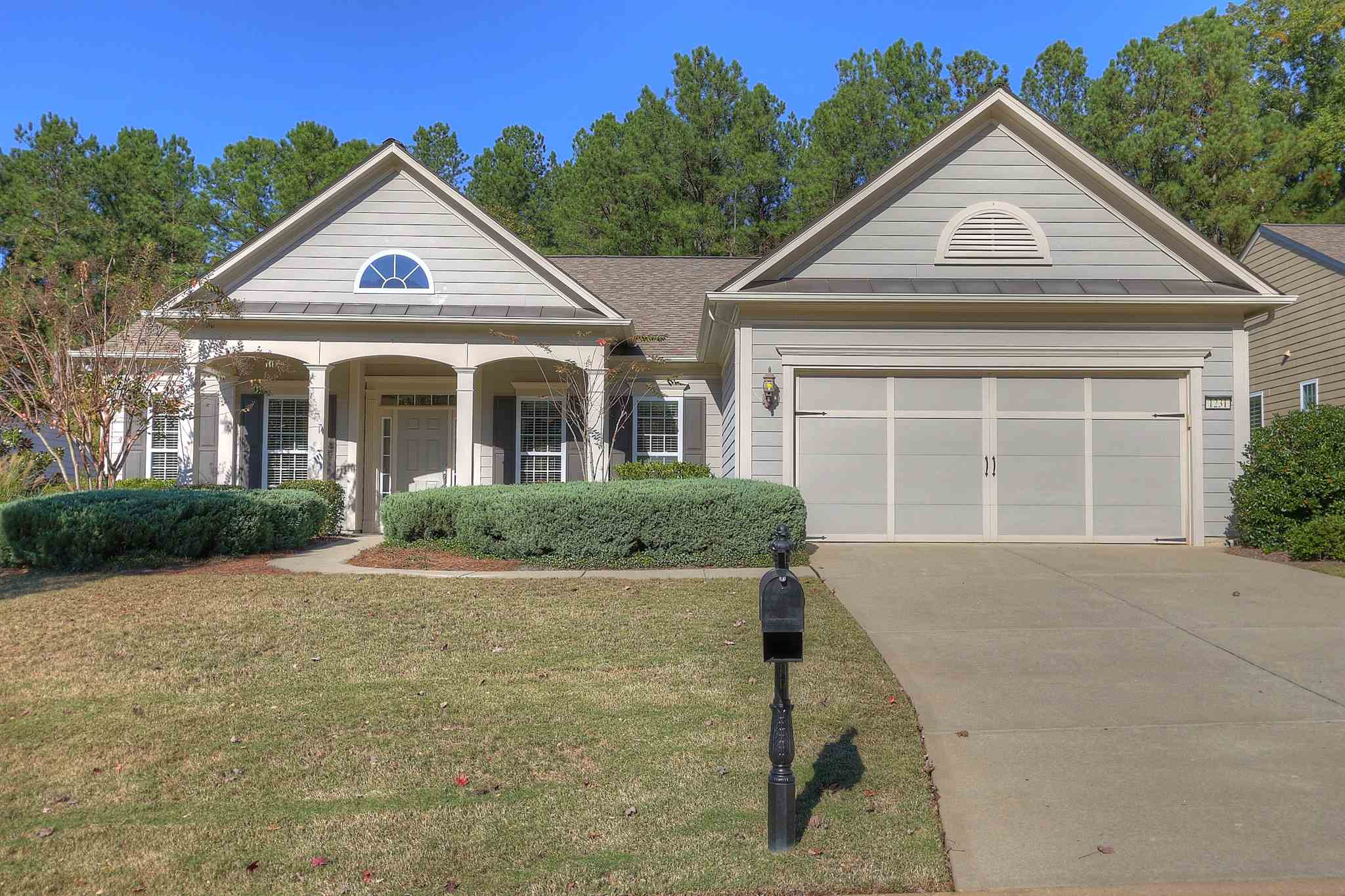 1231 WATER FRONT ROAD, Lake Oconee in Greene County, GA 30642 Home for Sale