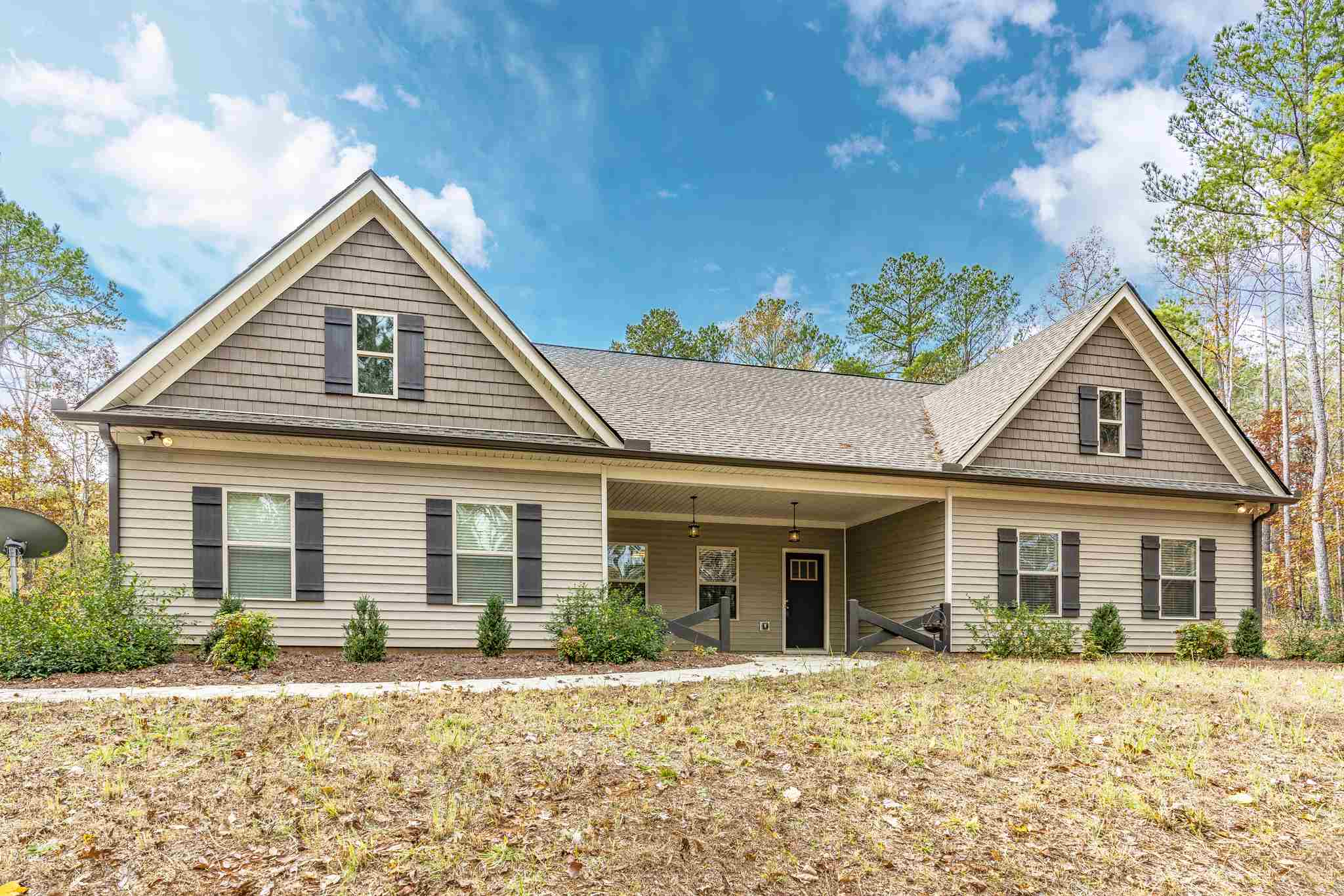 1481 APALACHEE WOODS TRAIL, Lake Oconee in Morgan County, GA 30625 Home for Sale