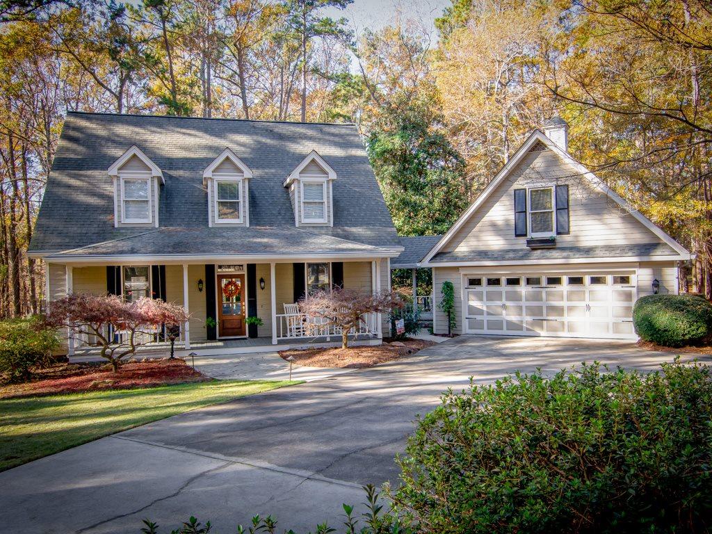 1441 BENNETT SPRINGS DRIVE, Lake Oconee in Greene County, GA 30642 Home for Sale