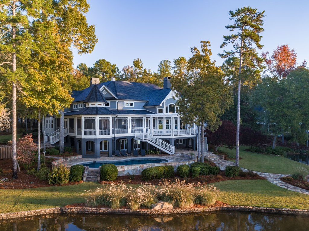 124 SOUTH LOOK LANE, Lake Oconee, Georgia