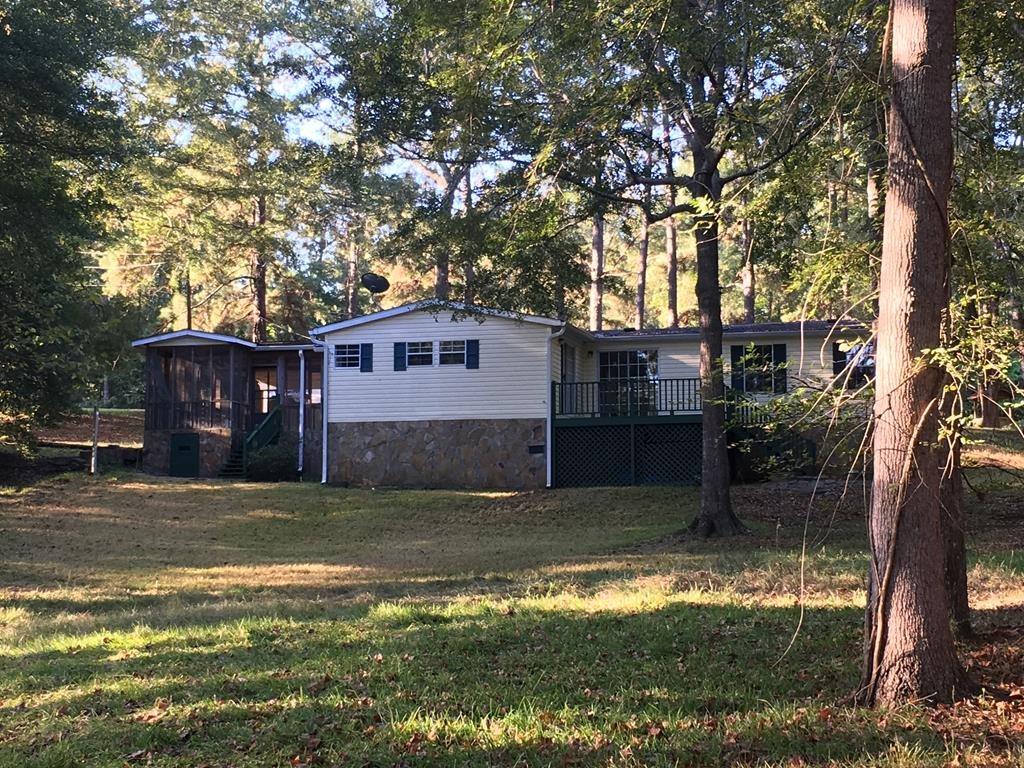 1110 CROOKED CREEK, Lake Oconee in Putnam County, GA 31024 Home for Sale