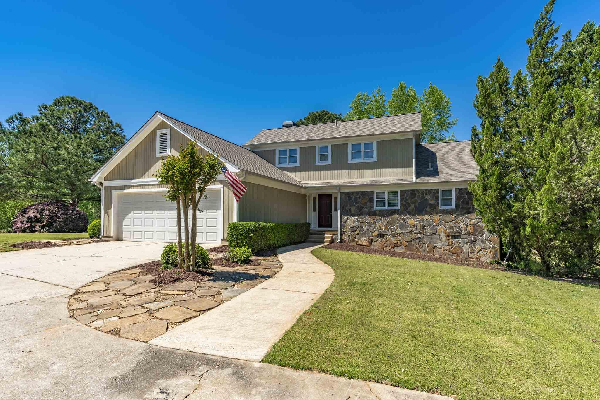 1173 GOLF VIEW LANE, Lake Oconee Reynolds Landing in Greene County, GA 30642 Home for Sale