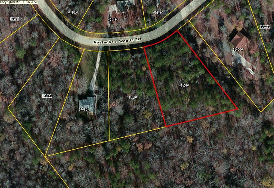 One of Lake Oconee Homes for Sale at Lots 43 and 44 APALACHEE WOODS TRAIL AS