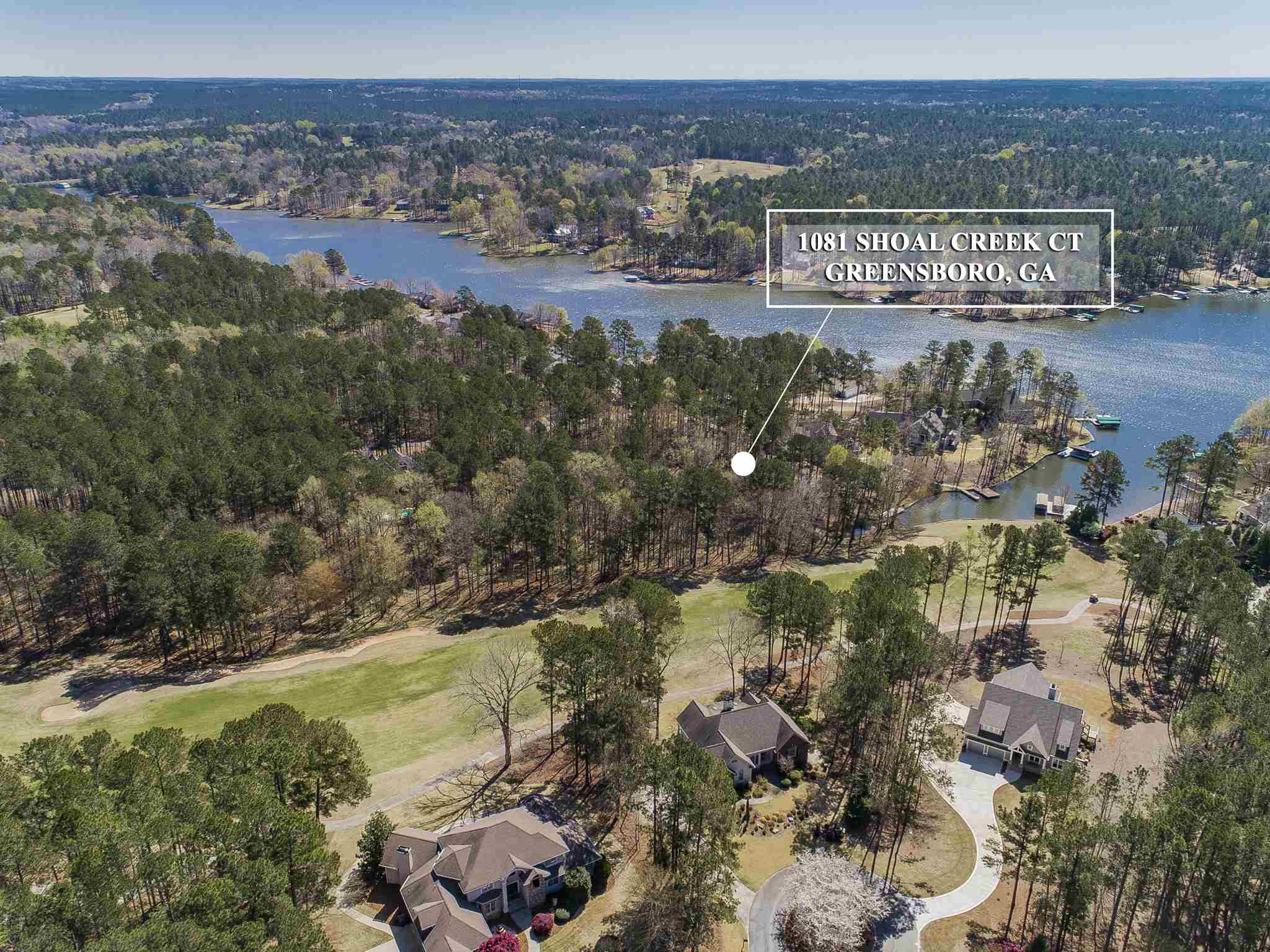 1081 SHOAL CREEK COURT AS, one of homes for sale in Lake Oconee Harbor Club