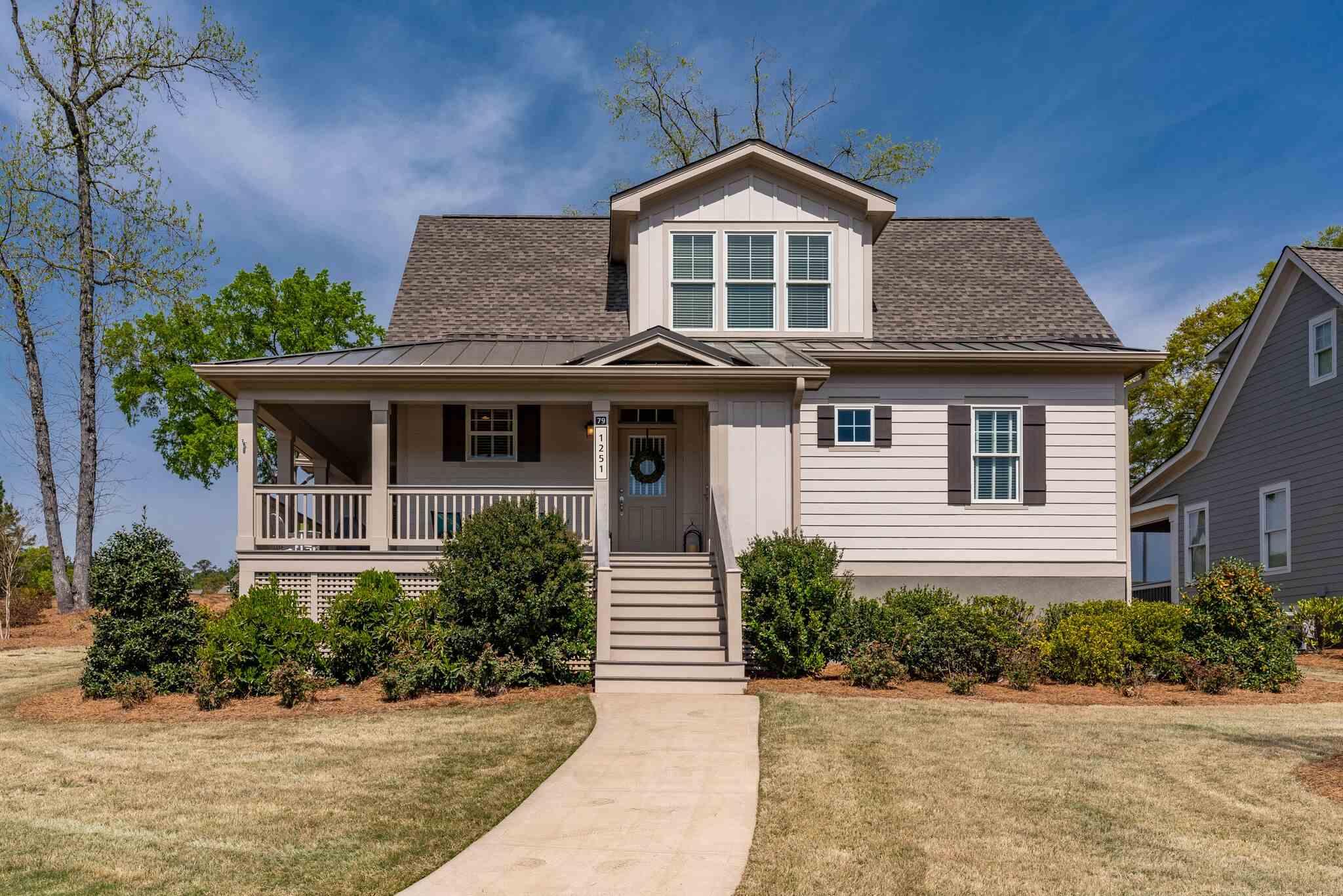 1251 LANDING DRIVE, Lake Oconee Reynolds Landing in Greene County, GA 30642 Home for Sale