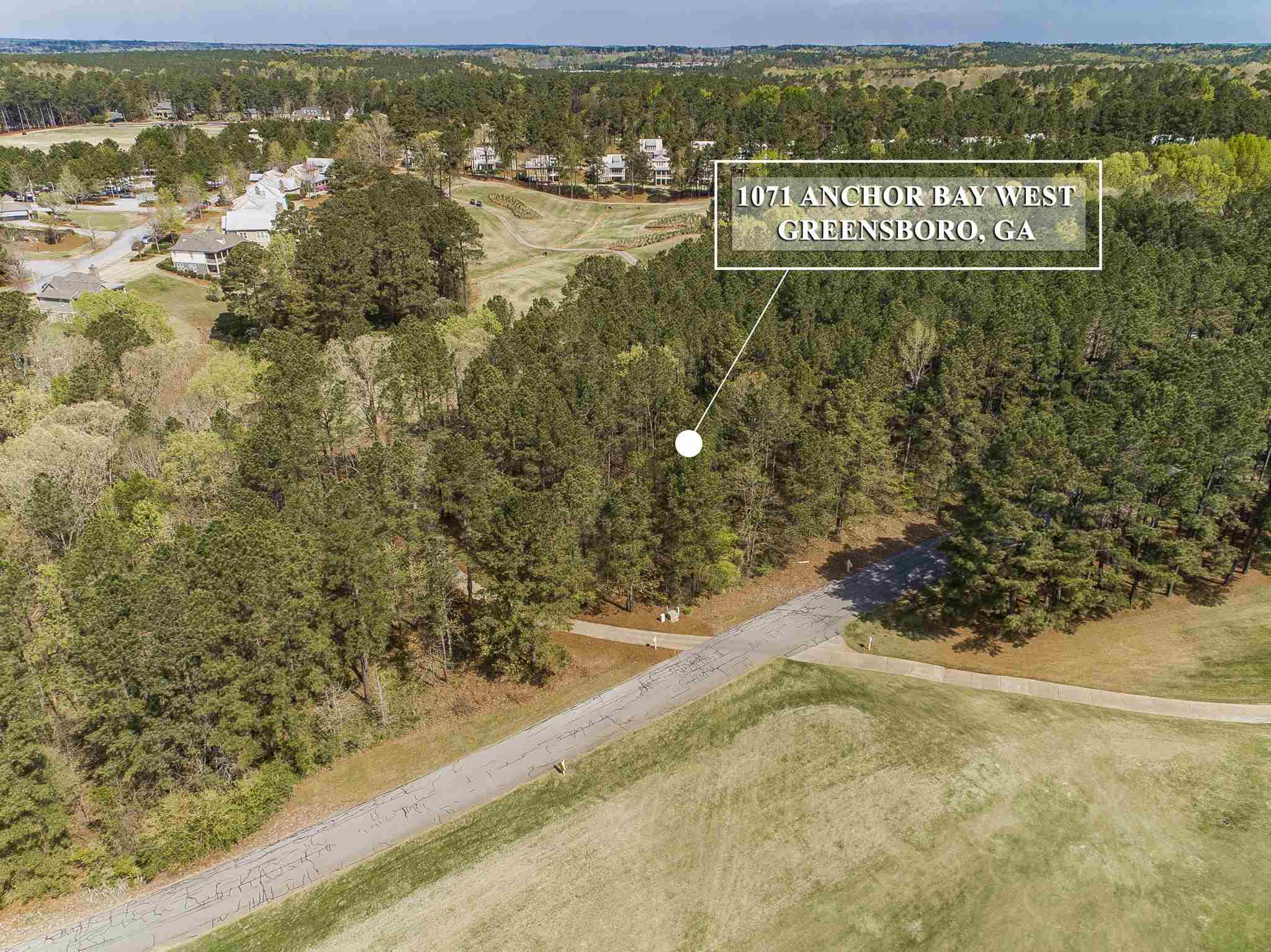 1071 ANCHOR BAY WEST AS, Lake Oconee Reynolds Landing in Greene County, GA 30642 Home for Sale