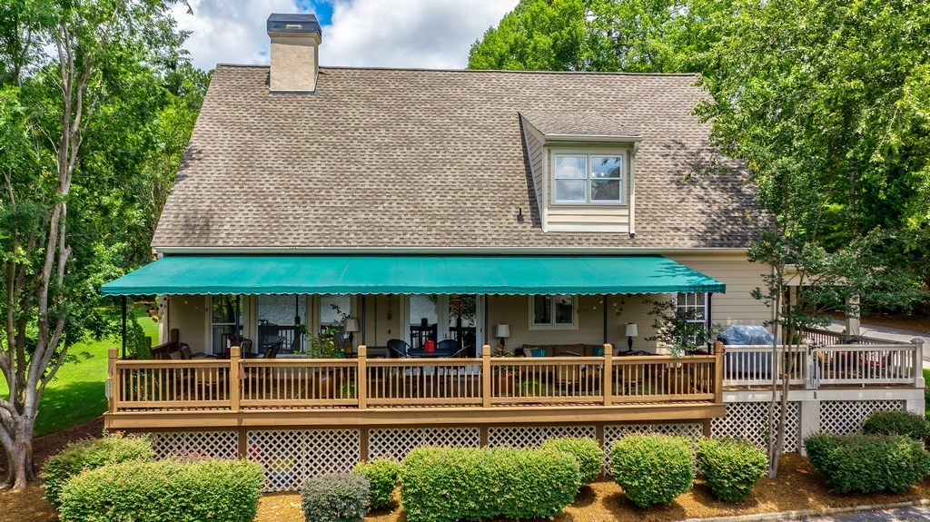 One of Lake Oconee 4 Bedroom Homes for Sale at 1033 LAKESIDE COURT