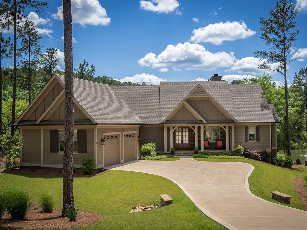 1260 LONG COVE DRIVE, Lake Oconee Reynolds Landing in Greene County, GA 30642 Home for Sale