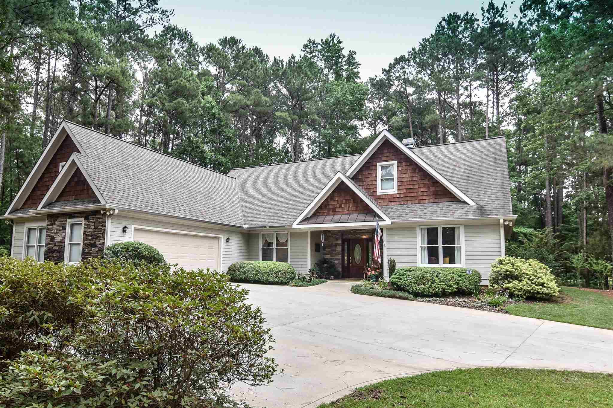 1091 ANCHOR BAY CIRCLE, Lake Oconee Reynolds Landing in Greene County, GA 30642 Home for Sale