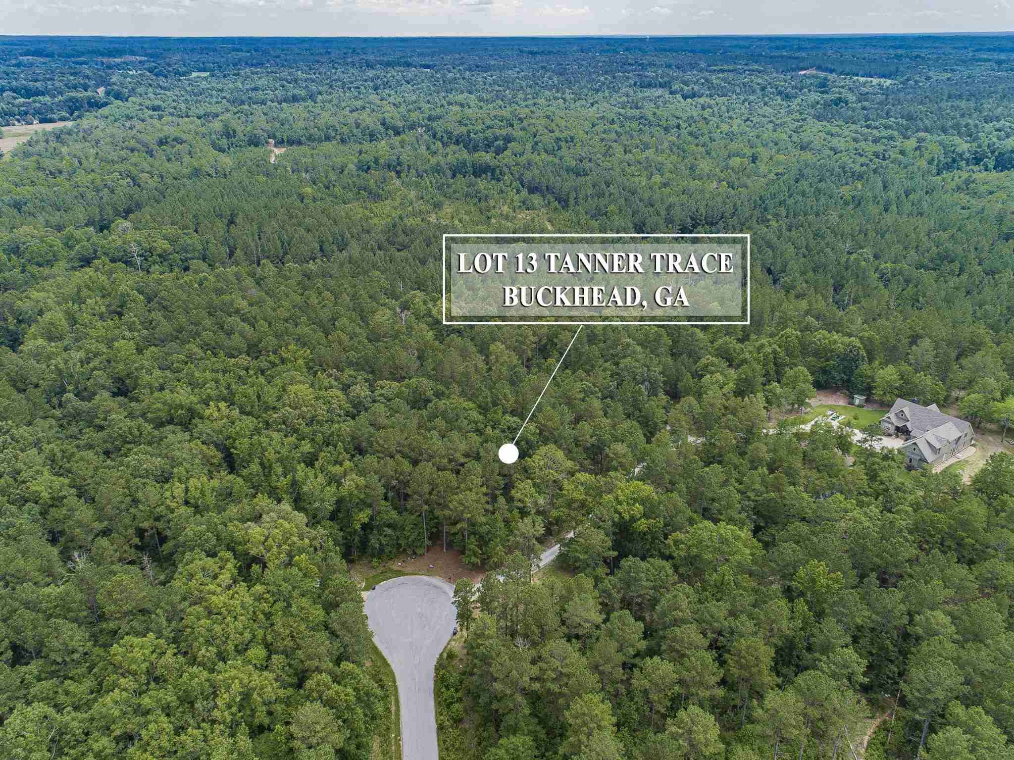 Lot 13 TANNER TRACE PL, Lake Sinclair, Georgia
