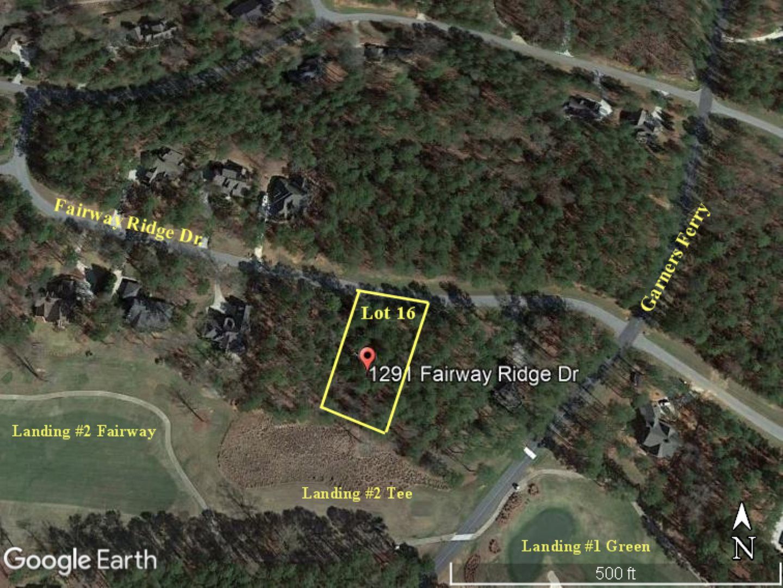 1291 FAIRWAY RIDGE DRIVE PL, Lake Oconee Reynolds Landing in Greene County, GA 30642 Home for Sale