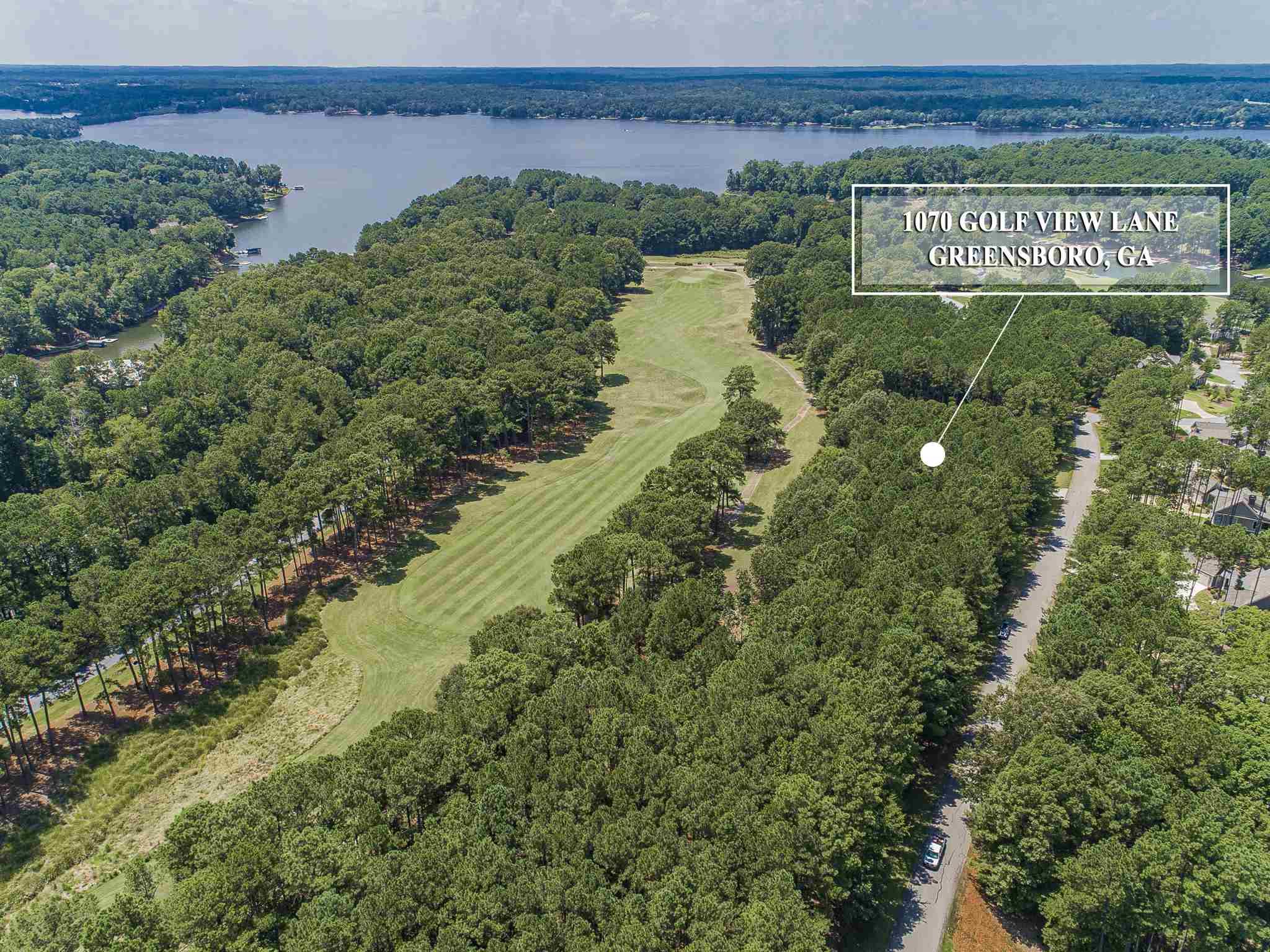 1070 GOLF VIEW LANE AS, Lake Oconee Reynolds Landing in Greene County, GA 30642 Home for Sale
