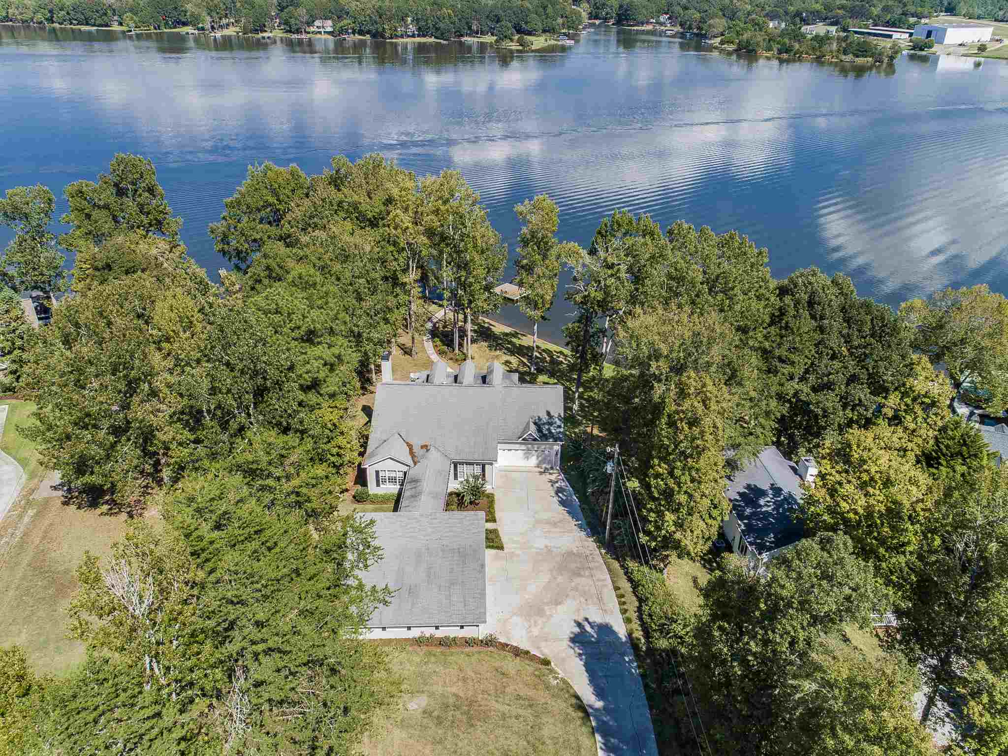 150 HICKORY POINT DRIVE, Lake Oconee in Putnam County, GA 30625 Home for Sale