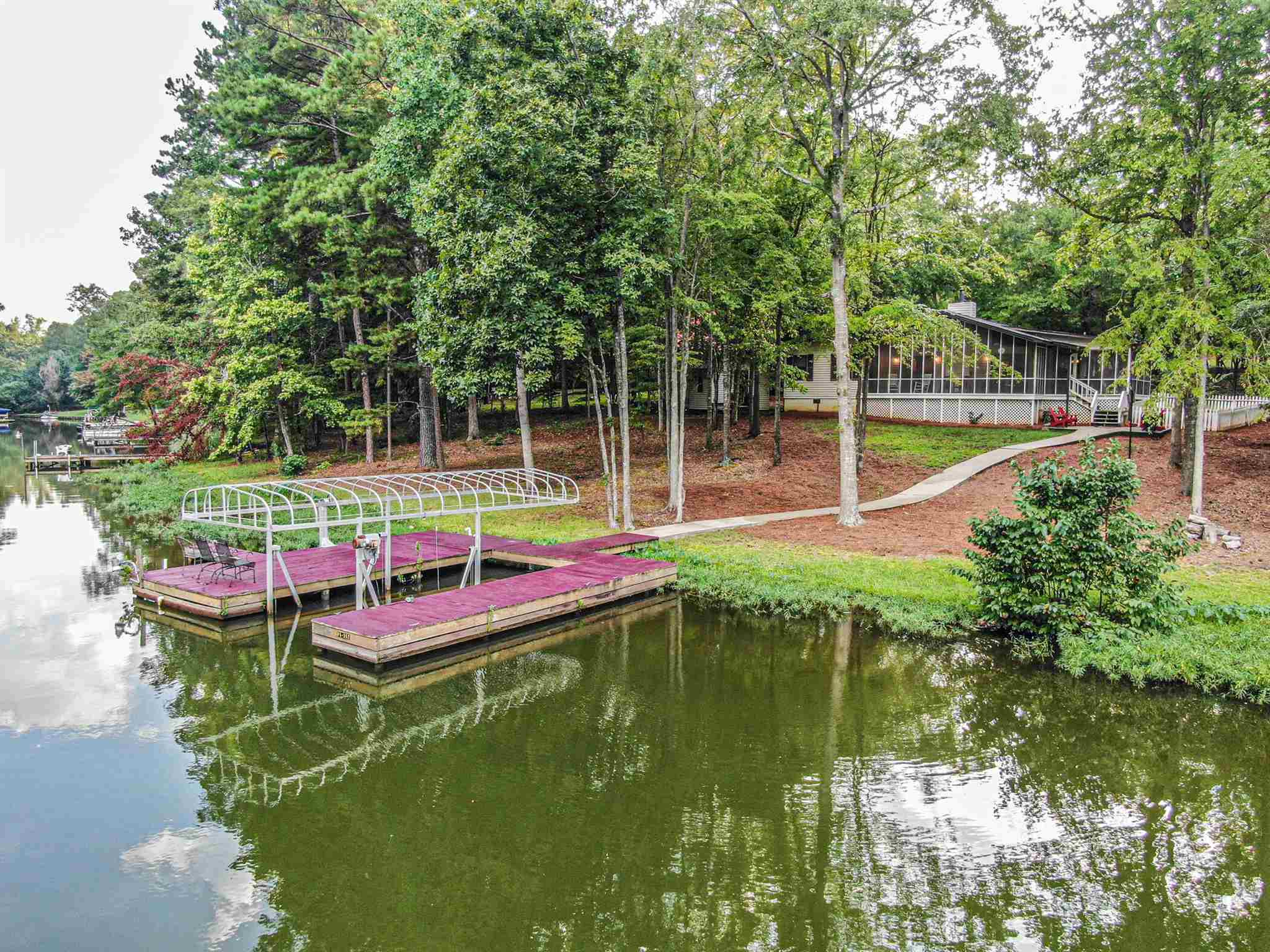 268 WEST RIVERBEND DRIVE, Lake Oconee in Putnam County, GA 31024 Home for Sale