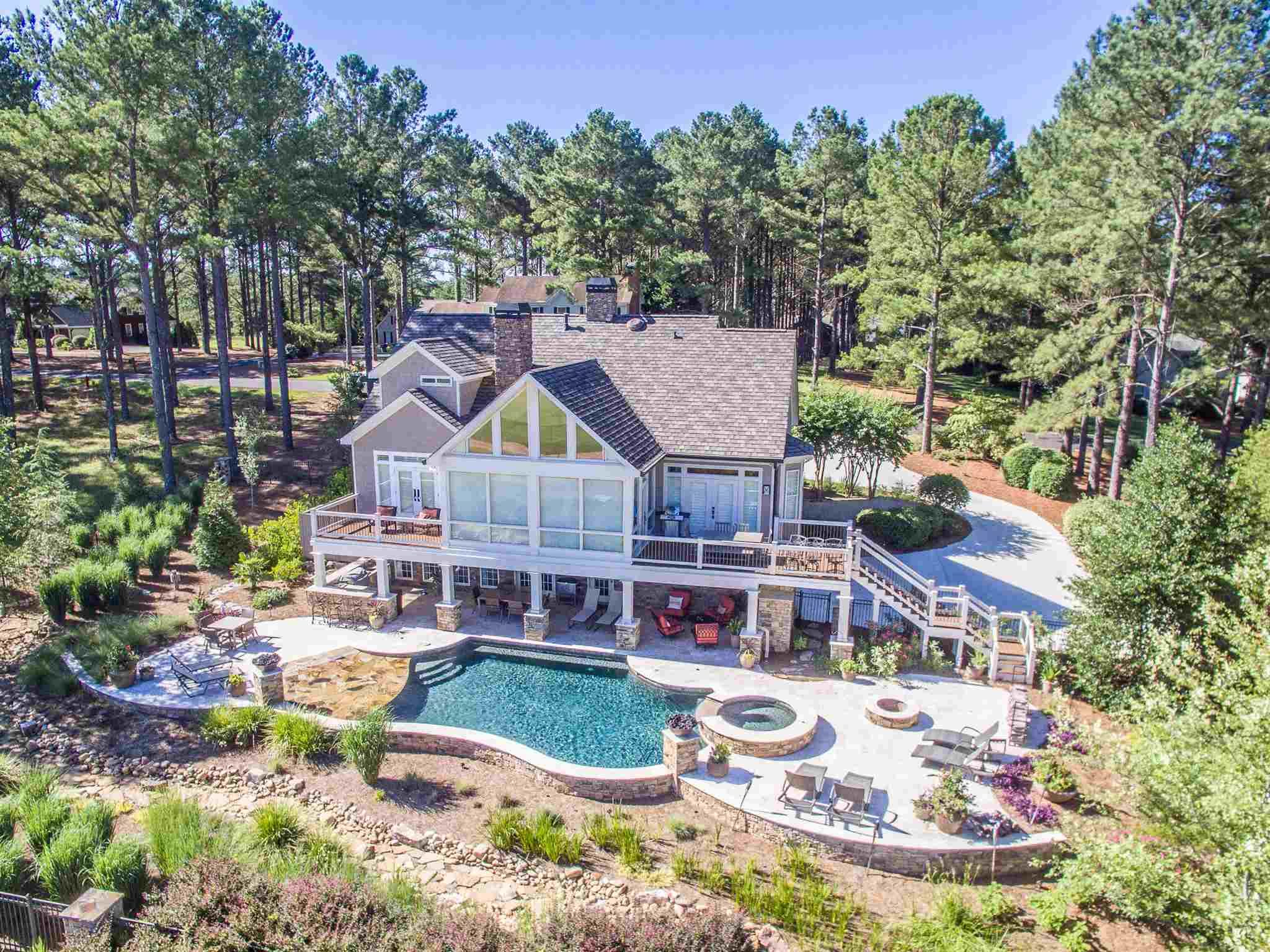 118 OKONI LANE, Cuscowilla, Georgia 4 Bedroom as one of Homes & Land Real Estate