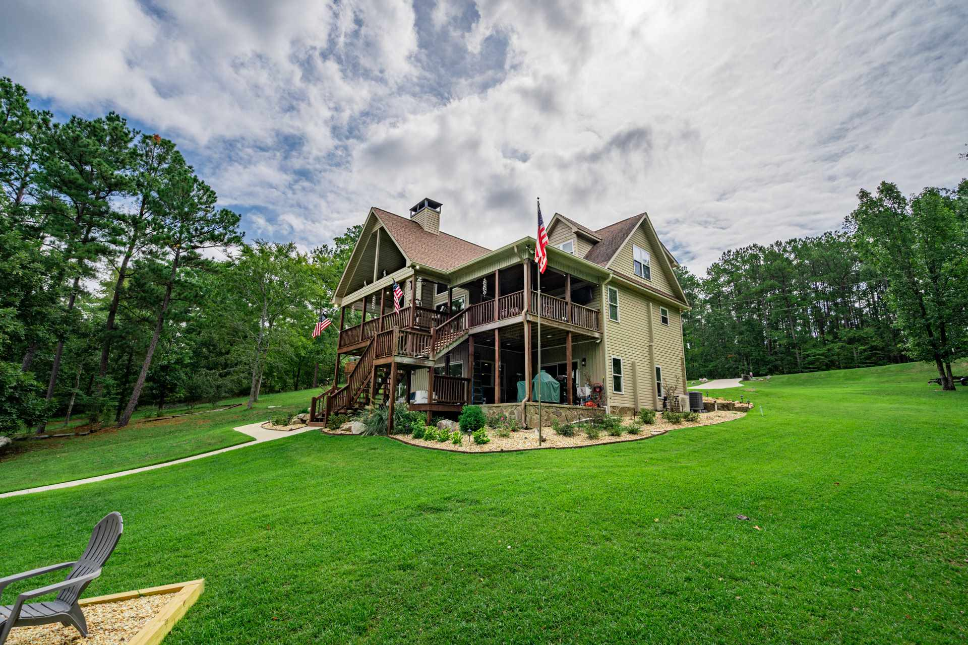 500 RIVER RIDGE TRAIL, Lake Sinclair, Georgia