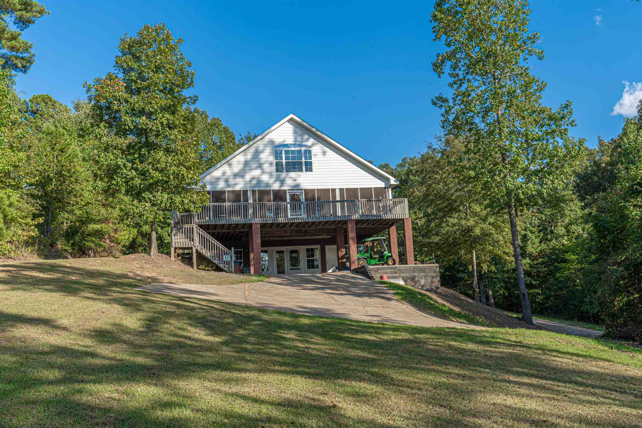 171 EDGEWATER DRIVE, Lake Sinclair in Putnam County, GA 31024 Home for Sale