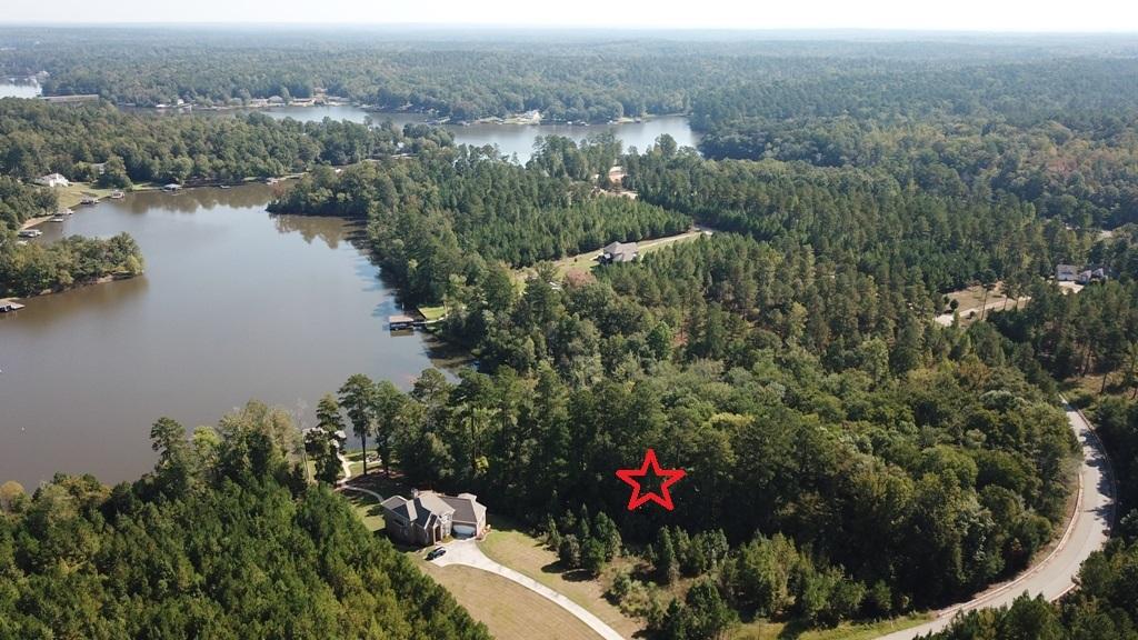 708 PARHAM ROAD AS, Lake Sinclair in Baldwin County, GA 31061 Home for Sale