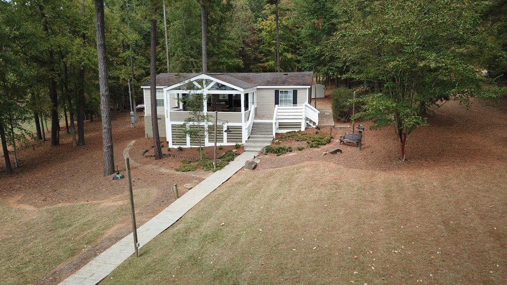 107C HUMBER FERRY ROAD, Lake Sinclair in Putnam County, GA 31024 Home for Sale
