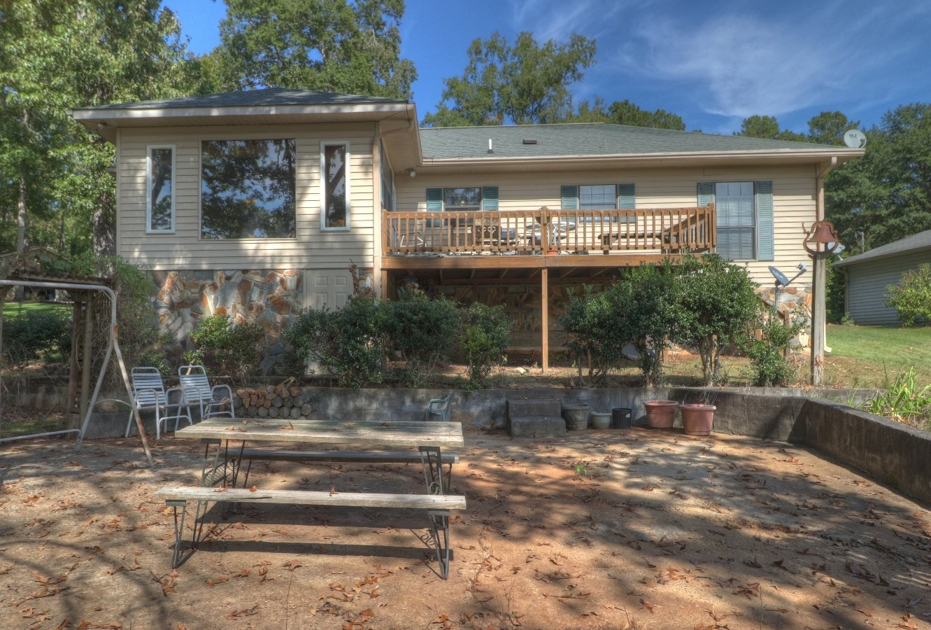 107B LITTLE RIVER TRAIL, Lake Sinclair in Putnam County, GA 31024 Home for Sale