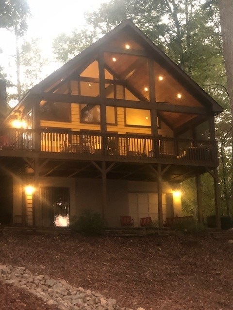 162 PARAMOUNT DRIVE, Lake Sinclair in Putnam County, GA 31024 Home for Sale