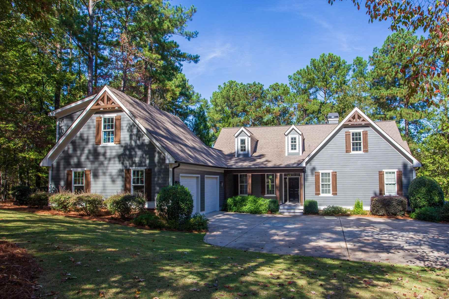 1041 FAIRWAY RIDGE ROAD, Lake Oconee Reynolds Landing in Greene County, GA 30642 Home for Sale