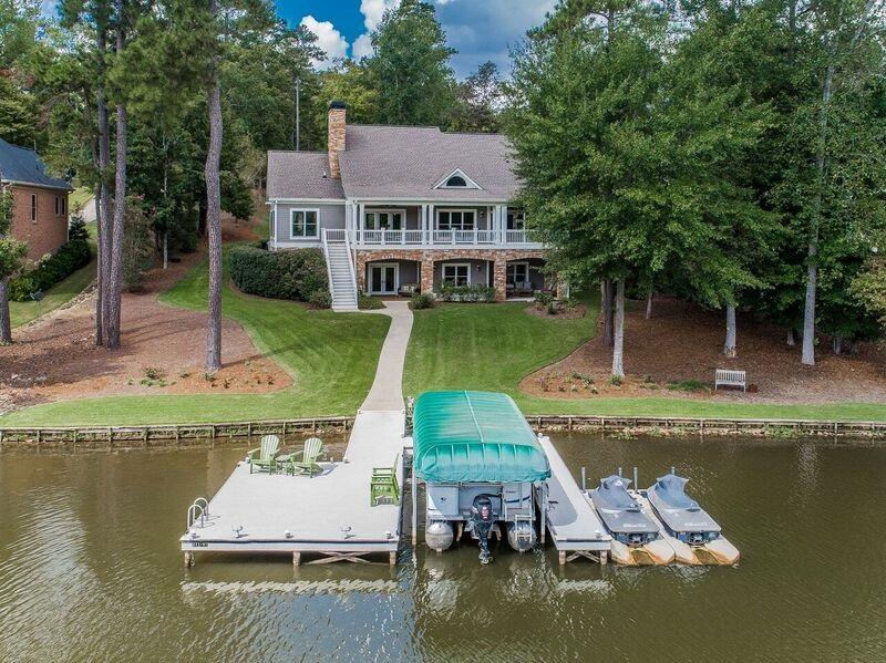 1100 TURNBERRY CIRCLE, one of homes for sale in Lake Oconee Harbor Club