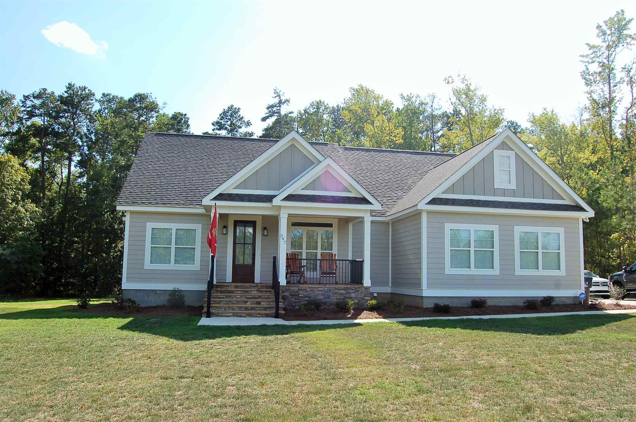 347 NANCY BRANCH ROAD, Lake Sinclair in Baldwin County, GA 31061 Home for Sale