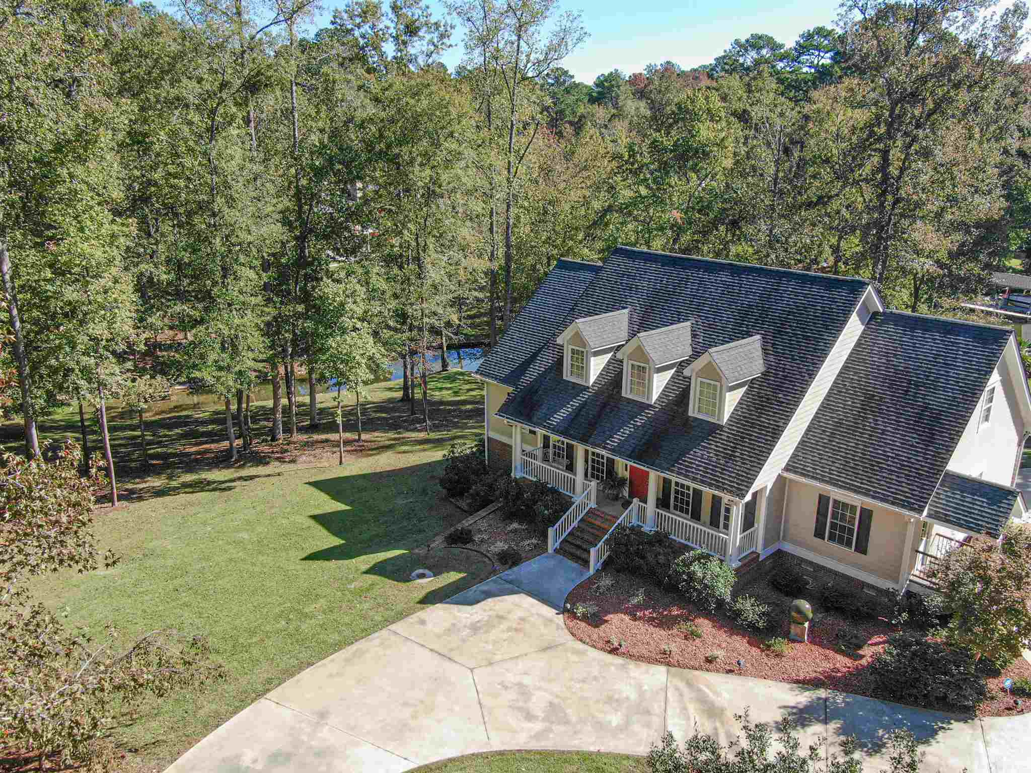 143 LAKECREST DRIVE, Lake Sinclair in Baldwin County, GA 31061 Home for Sale