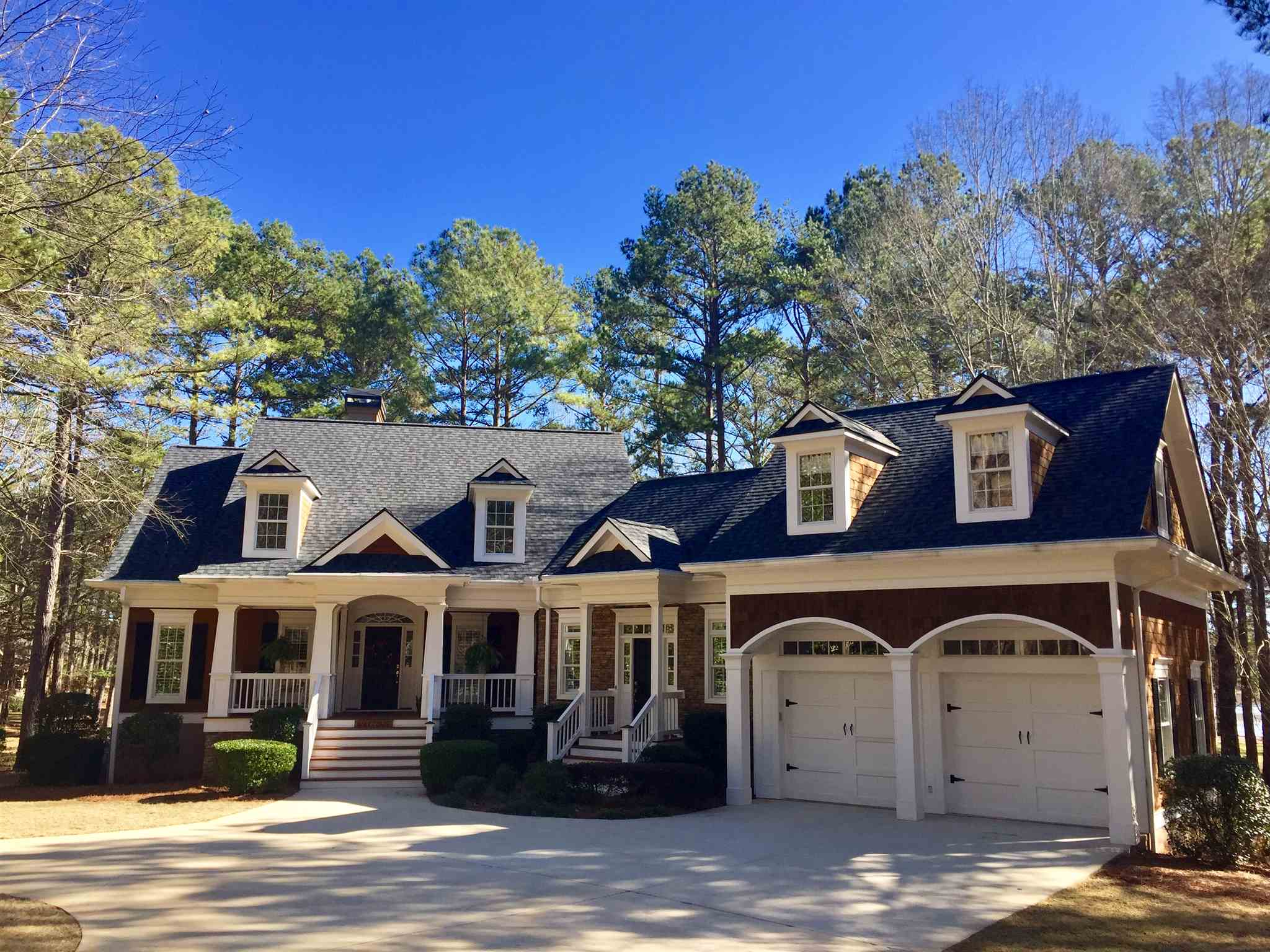 125 PORTERFIELD DRIVE, Lake Oconee in Putnam County, GA 31024 Home for Sale