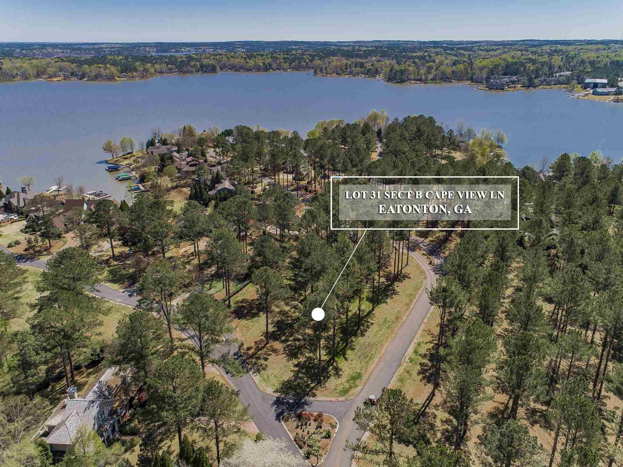 121 ISLAND VIEW LANE AS, Lake Oconee in Putnam County, GA 31024 Home for Sale