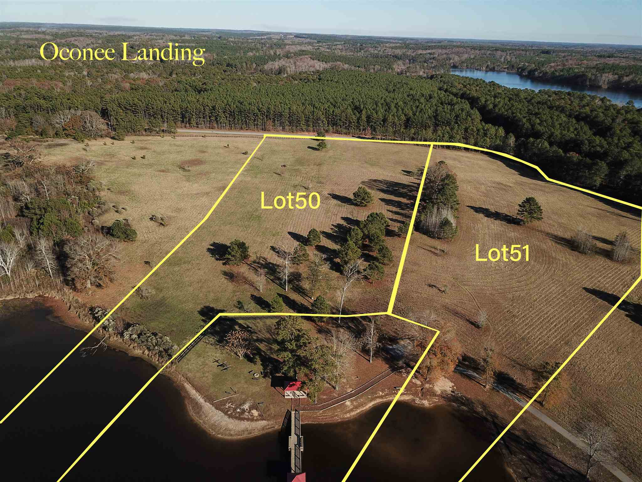 Lot 51 HOWARD LEWIS ROAD AS, White Plains, Georgia 0 Bedroom as one of Homes & Land Real Estate