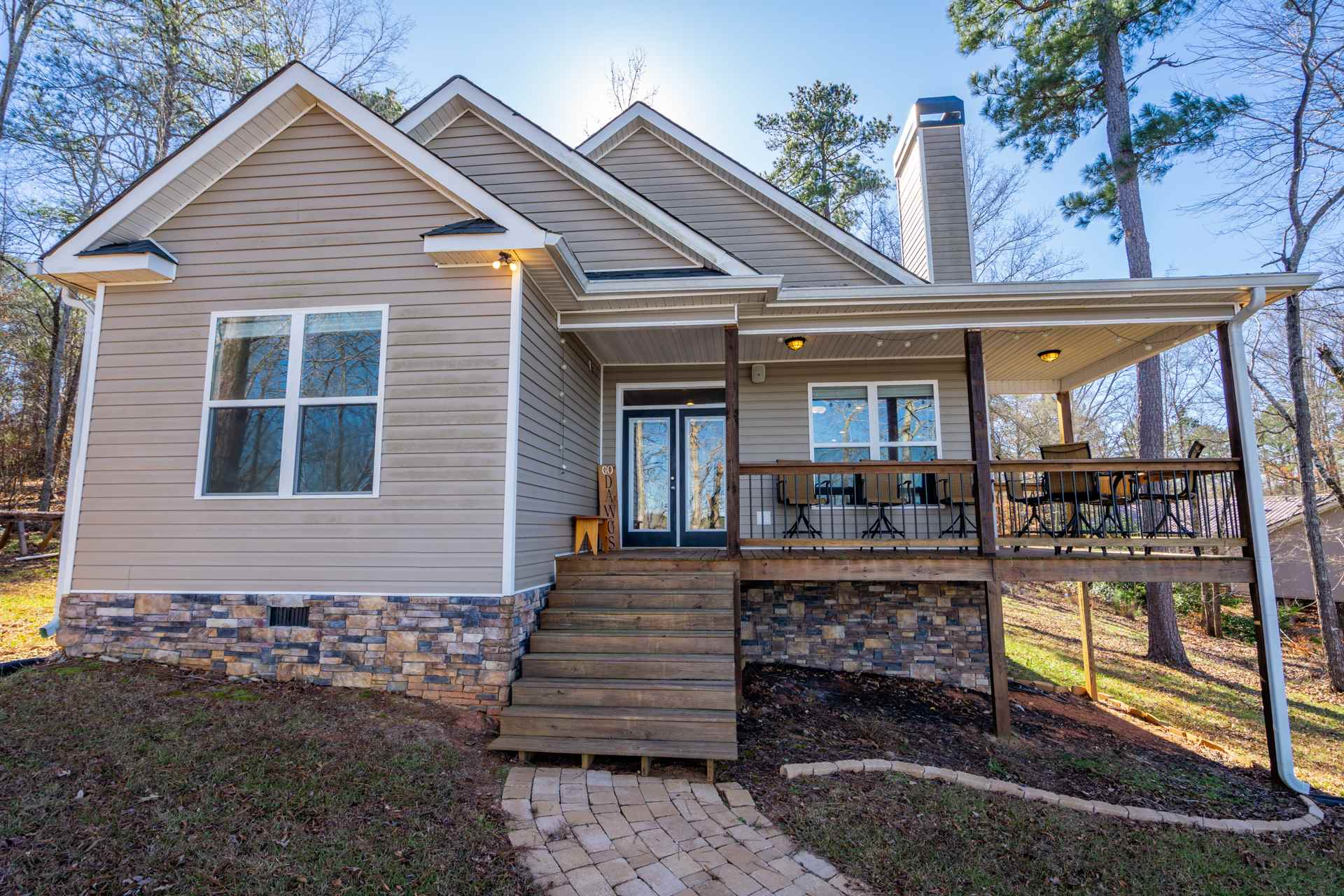 172 VILLAGE COURT, Lake Sinclair in Hancock County, GA 31087 Home for Sale