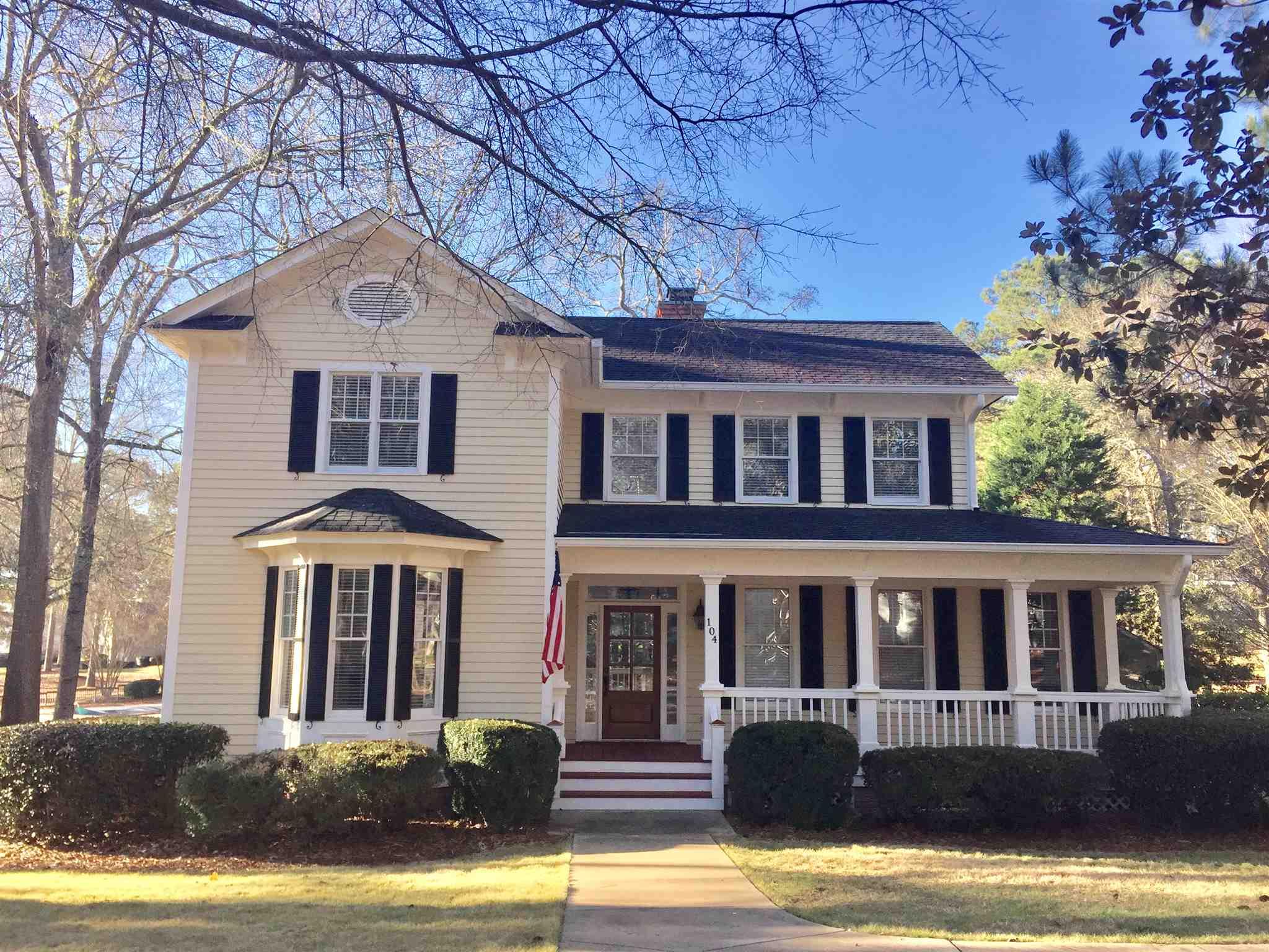 104 SEVEN OAKS COURT, Lake Oconee in Putnam County, GA 31024 Home for Sale