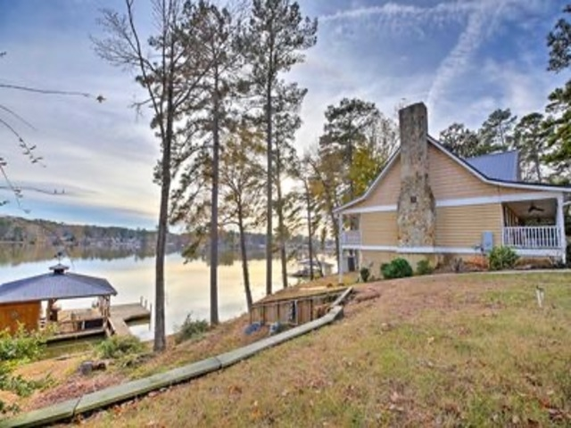 194 MAYS ROAD, Lake Sinclair in Putnam County, GA 31061 Home for Sale