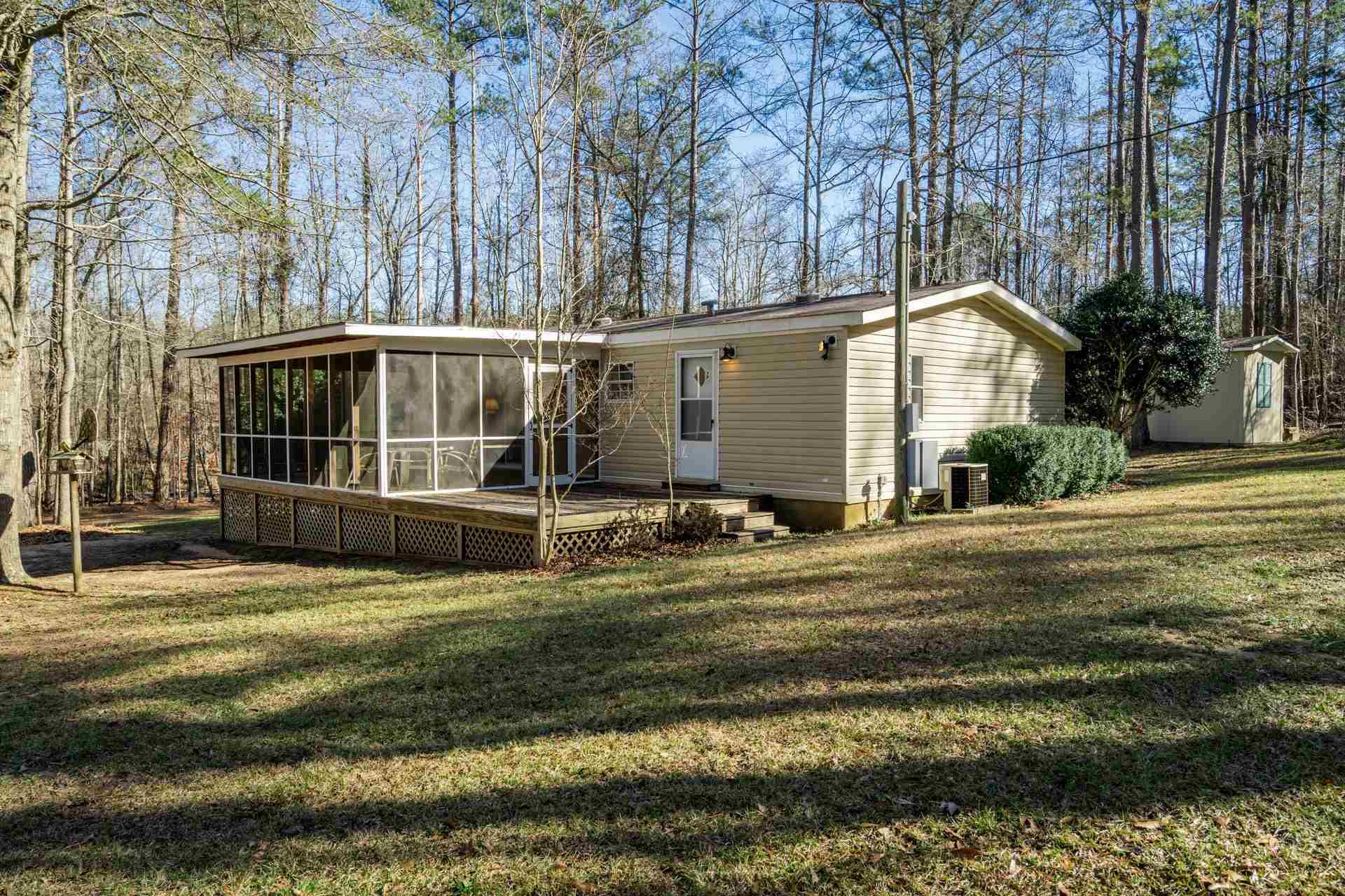 101 BURNS RD, Lake Sinclair in Baldwin County, GA 31061 Home for Sale