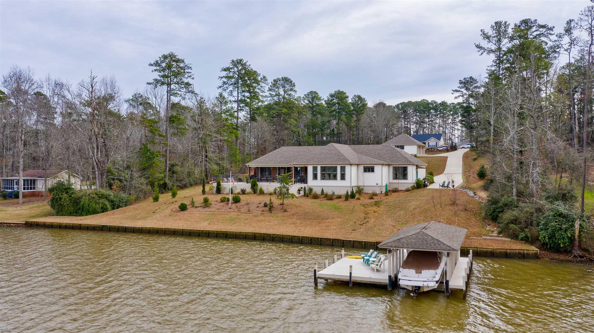 171 BILL JOHNSON ROAD, Lake Sinclair in Baldwin County, GA 31061 Home for Sale