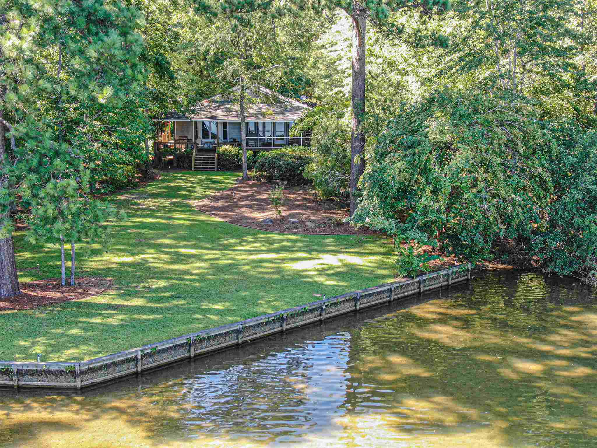 367 BRAEBURN LANE, Lake Sinclair in Baldwin County, GA 31061 Home for Sale