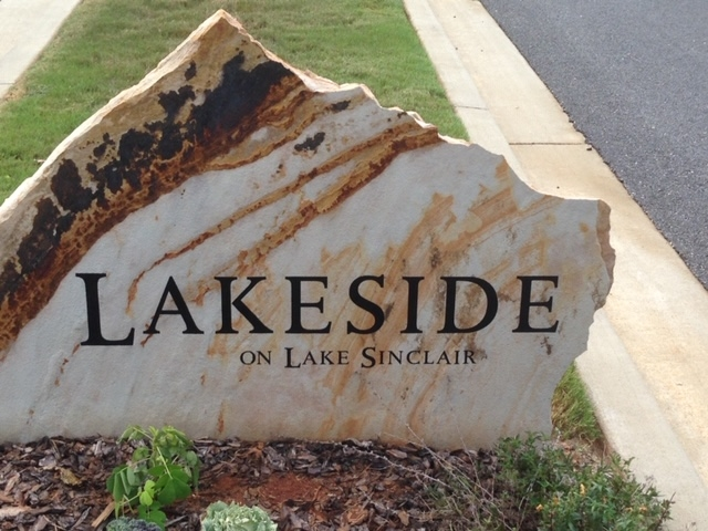 One of Lake Sinclair Homes for Sale at 103 OAKLINE COURT AS
