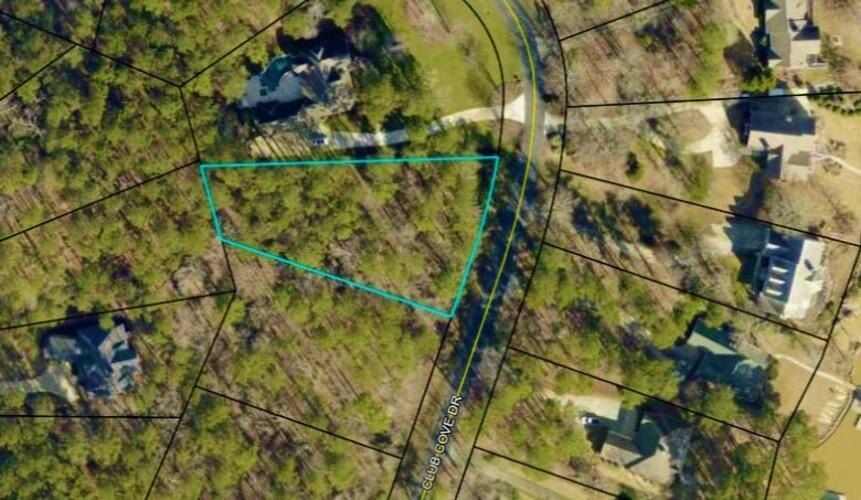 1121 CLUB COVE DRIVE AS, Lake Oconee Reynolds Landing in Greene County, GA 30642 Home for Sale