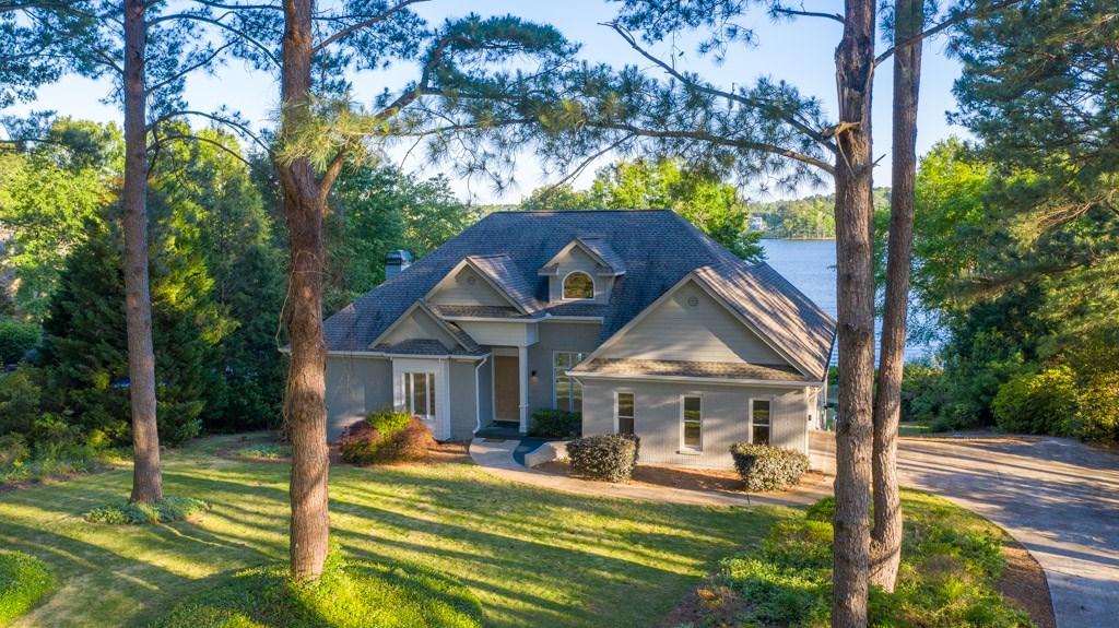 136 WILDWOOD DRIVE, Lake Oconee in Putnam County, GA 31024 Home for Sale