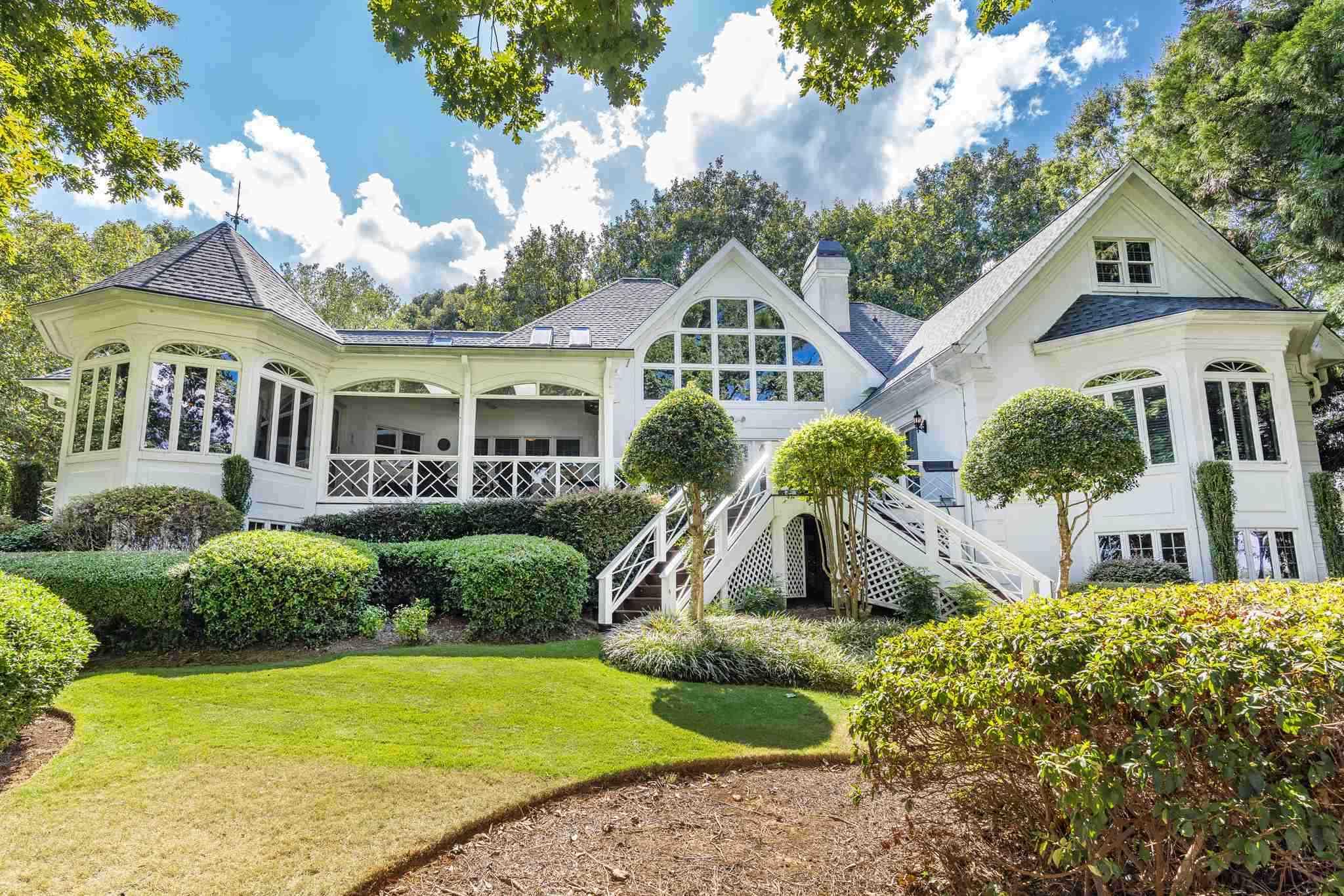 101 BULLOCH HALL LANE, Lake Oconee in Putnam County, GA 31024 Home for Sale
