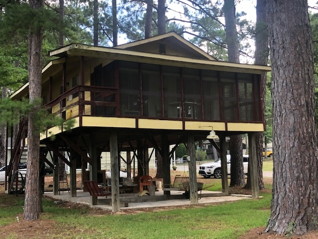101 FLETCHER ROAD, Lake Sinclair in Putnam County, GA 31024 Home for Sale