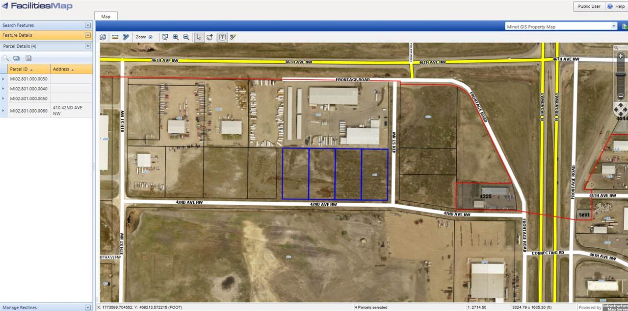 NW 42nd Ave & 6th St, Minot, ND 58703